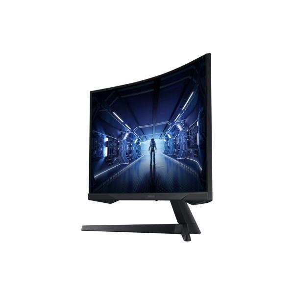 Samsung 27 C27G55TQWR WQHD HDMI Display port 144Hz ívelt kijelzős monitor - 5