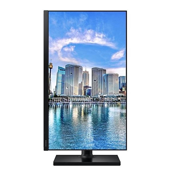 Samsung 27 F27T450FQR LED IPS HDMI fekete monitor - 6