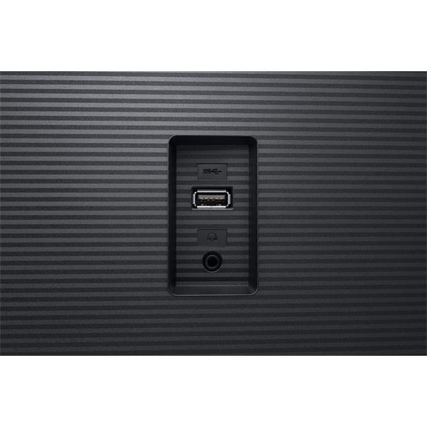 Samsung 27 F27T850QWR LED PLS HDMI fekete monitor - 8