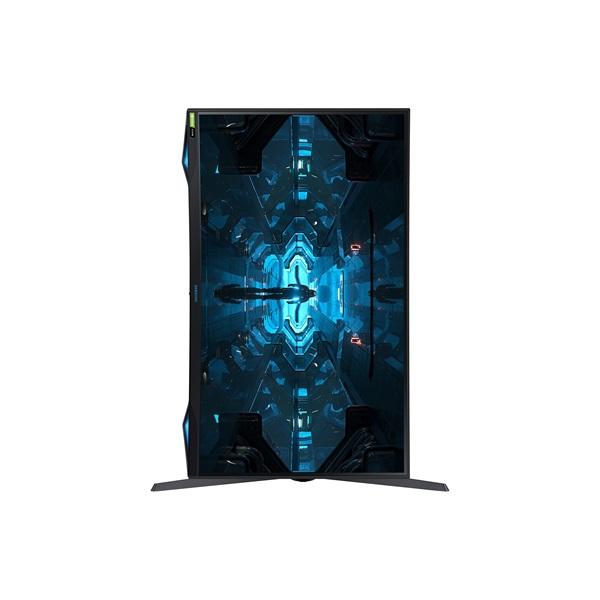 Samsung 31,5 C32G75TQSR QLED WQHD HDMI 2Display port 240Hz ívelt kijelzős monitor - 8