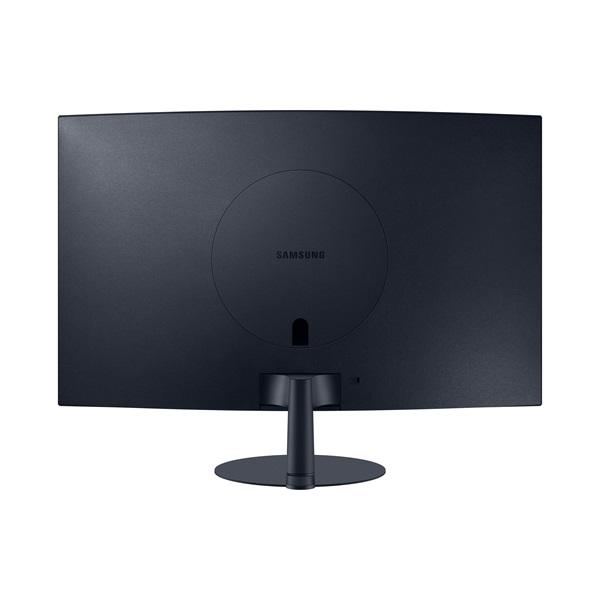 Samsung 31,5 C32T550FDR LED HDMI Display port ívelt kijelzős kékes sötétszürke monitor - 2