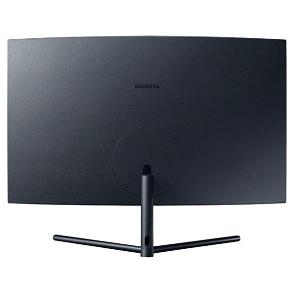 Samsung 31,5 U32R590C LED 4K HDMI Display port ívelt kijelzős kékes sötétszürke monitor - 3