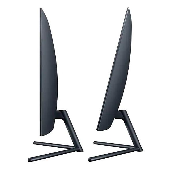 Samsung 31,5 U32R590C LED 4K HDMI Display port ívelt kijelzős kékes sötétszürke monitor - 4