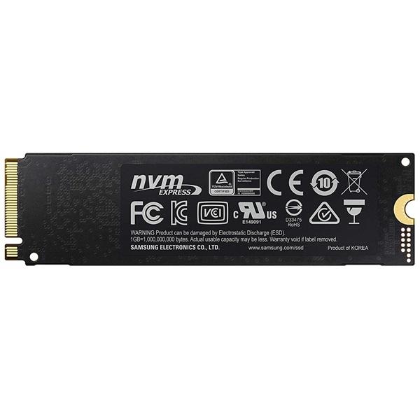 Samsung 500GB NVMe 1.3 M.2 2280 970 EVO Plus (MZ-V7S500BW) SSD - 3