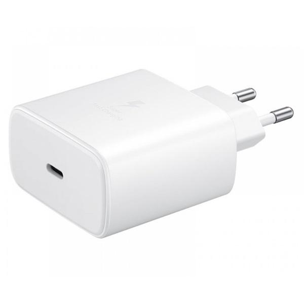 Samsung EP-TA845XWEG 45W USB Type-C fehér hálózati töltő - 2