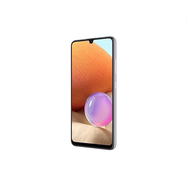 Samsung Galaxy A32 4/128GB DualSIM (SM-A325F) kártyafüggetlen okostelefon - világos lila (Android) - 6