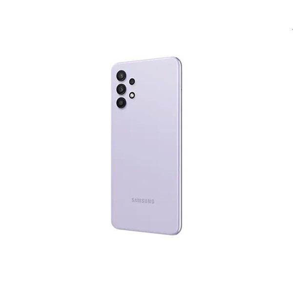 Samsung Galaxy A32 4/128GB DualSIM (SM-A325F) kártyafüggetlen okostelefon - világos lila (Android) - 8