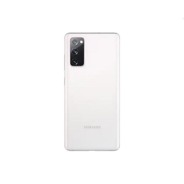 Samsung Galaxy S20 FE 6/128GB DualSIM (SM-G780GZWDEUE) kártyafüggetlen okostelefon - fehér (Android) - 2