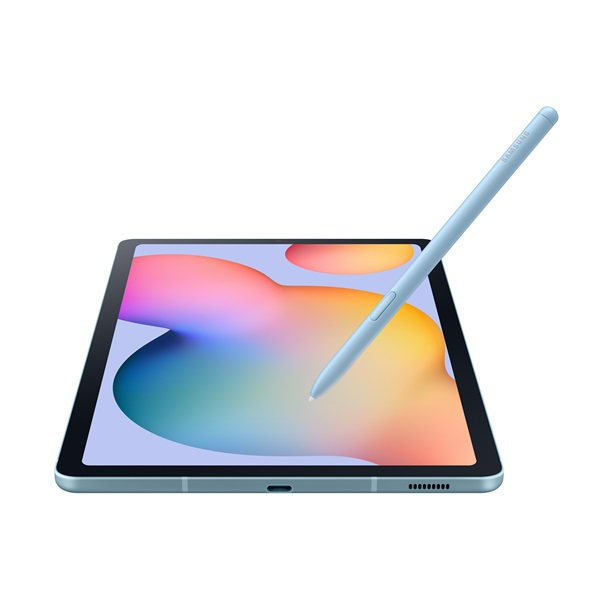 Samsung Galaxy Tab S6 Lite S Pen (SM-P615) 10,4 64GB kék Wi-Fi + LTE tablet - 22
