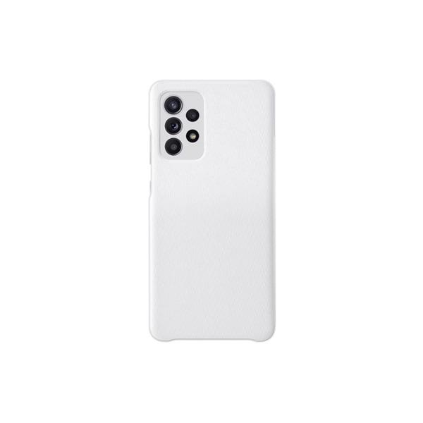 Samsung OSAM-EF-EA525PWEG Galaxy A52 s-view fehér oldalra nyíló tok - 2