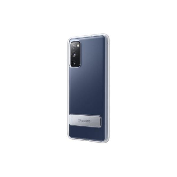Samsung OSAM-EF-JG780CTEG Galaxy S20 FE clear stand cover átlátszó tok - 2