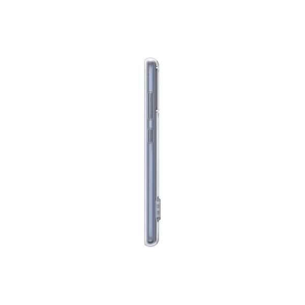 Samsung OSAM-EF-JG780CTEG Galaxy S20 FE clear stand cover átlátszó tok - 3