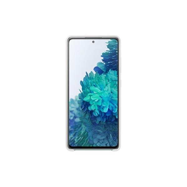 Samsung OSAM-EF-PG780TWEG Galaxy S20 FE fehér szilikon védőtok - 2