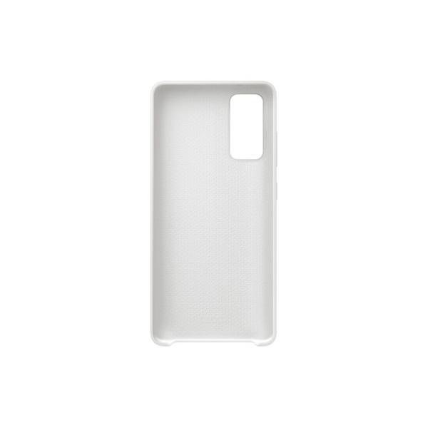 Samsung OSAM-EF-PG780TWEG Galaxy S20 FE fehér szilikon védőtok - 4