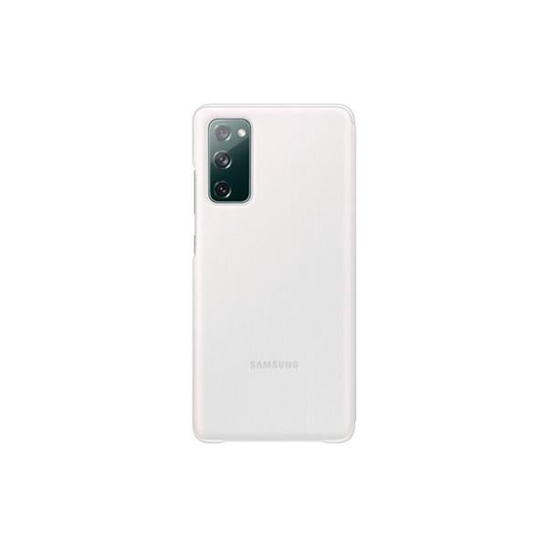 Samsung OSAM-EF-ZG780CWEG Galaxy S20 FE clear view cover fehér tok - 2