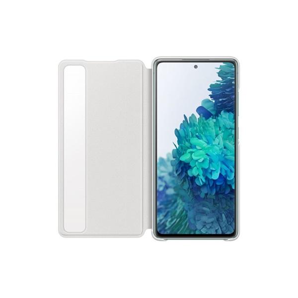 Samsung OSAM-EF-ZG780CWEG Galaxy S20 FE clear view cover fehér tok - 3