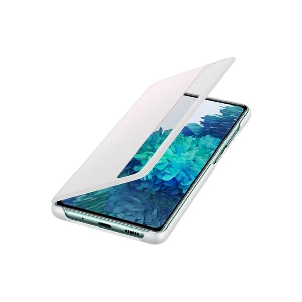 Samsung OSAM-EF-ZG780CWEG Galaxy S20 FE clear view cover fehér tok - 4