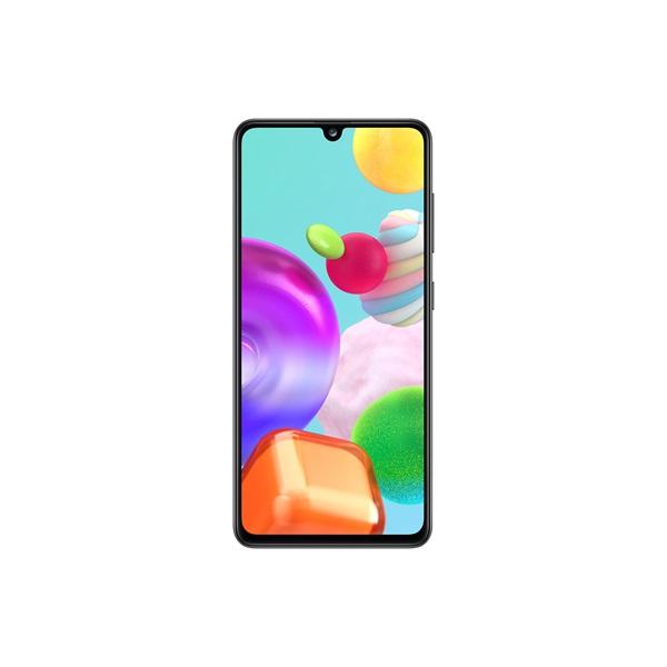 Samsung SM-A415F Galaxy A41 6,1 LTE 4/64GB Dual SIM fekete okostelefon - 1