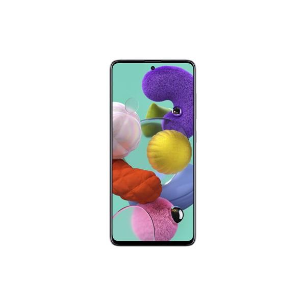 Samsung SM-A515F A51 6,5 LTE 4/128GB Dual SIM fehér okostelefon - 1