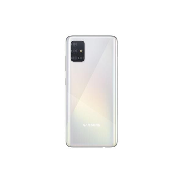 Samsung SM-A515F A51 6,5 LTE 4/128GB Dual SIM fehér okostelefon - 2