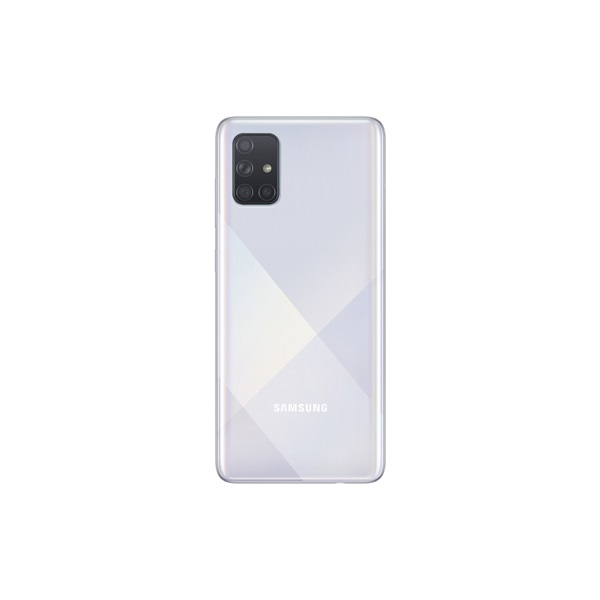 Samsung SM-A715F A71 6,7 LTE 6/128GB Dual SIM ezüst okostelefon - 2