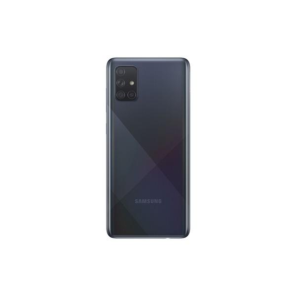 Samsung SM-A715F A71 6,7 LTE 6/128GB Dual SIM fekete okostelefon - 2