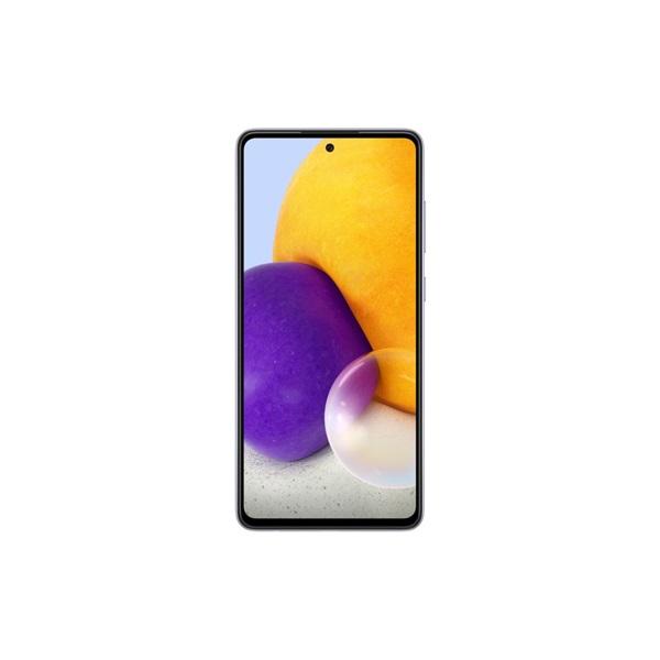 Samsung SM-A725FLVDEUE Galaxy A72 6,7 LTE 6/128GB Dual SIM világos lila okostelefon - 1