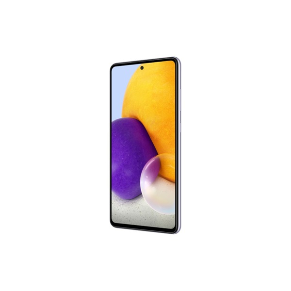 Samsung SM-A725FLVDEUE Galaxy A72 6,7 LTE 6/128GB Dual SIM világos lila okostelefon - 3