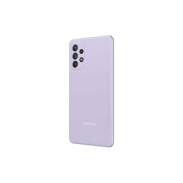 Samsung SM-A725FLVDEUE Galaxy A72 6,7 LTE 6/128GB Dual SIM világos lila okostelefon - 7