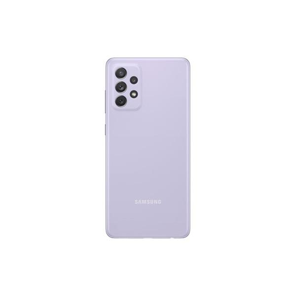 Samsung SM-A725FLVDEUE Galaxy A72 6,7 LTE 6/128GB Dual SIM világos lila okostelefon - 8