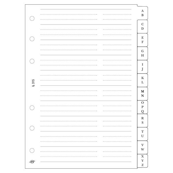 Saturnus 2021-es L315/F telefon regiszter gyűrűs naptár kiegészítő - 1