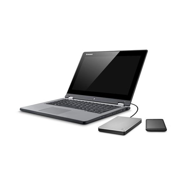 Seagate STDR1000201 1TB USB 3.0 Backup Plus ezüst külső winchester - 6