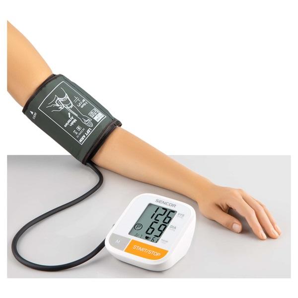 Sencor SBP 6800WH vérnyomásmérő - 4