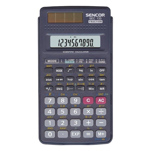Sencor SEC 133 tudományos számológép - 1