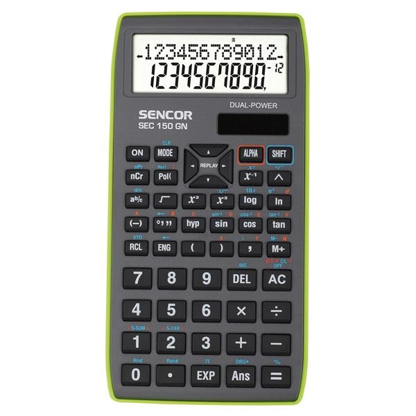 Sencor SEC 150 GN tudományos számológép - 1