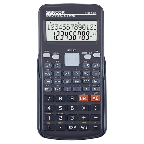 Sencor SEC 170 tudományos számológép - 1
