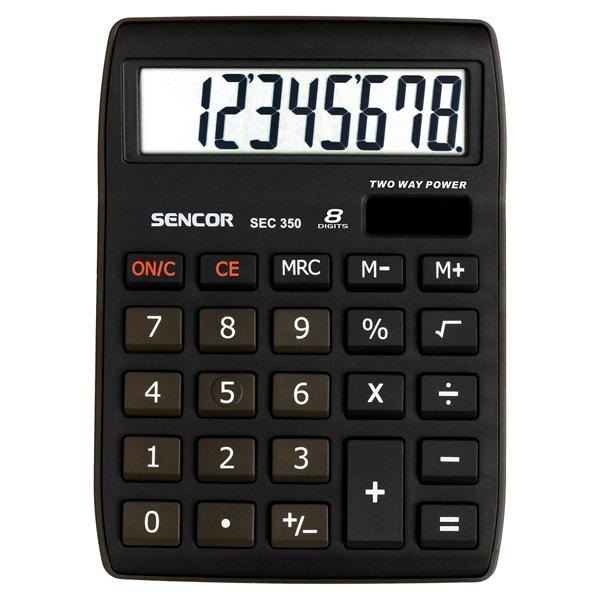 Sencor SEC 350 asztali számológép - 1