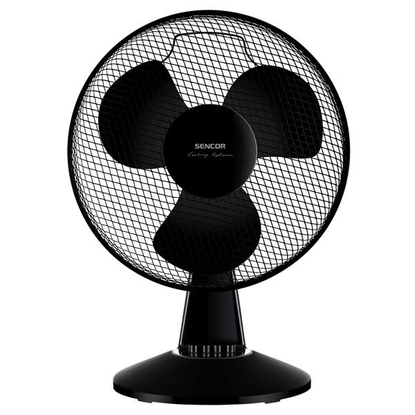 Sencor SFE 4021BK fekete asztali ventilátor - 1