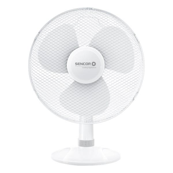 Sencor SFE 4037WH fehér asztali ventilátor - 1