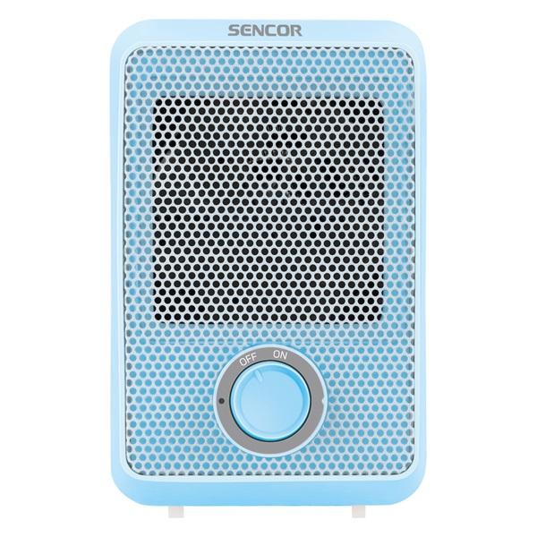 Sencor SFH 6010BL ventilátoros hősugárzó - 2