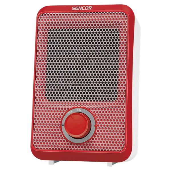 Sencor SFH 6011RD ventilátoros hősugárzó - 1