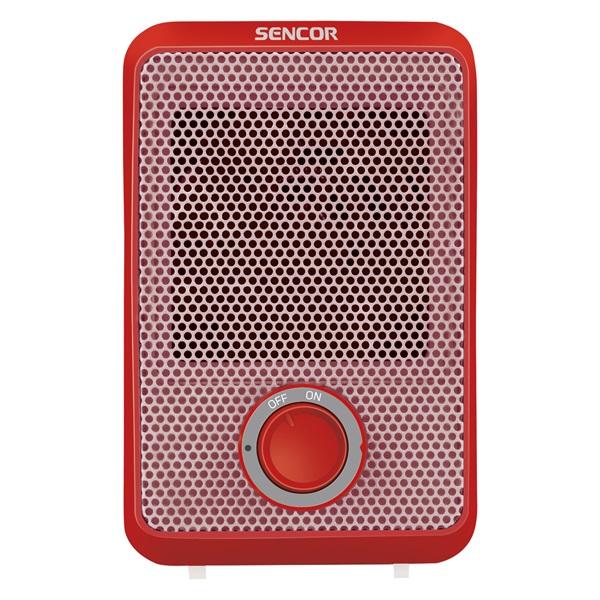 Sencor SFH 6011RD ventilátoros hősugárzó - 2