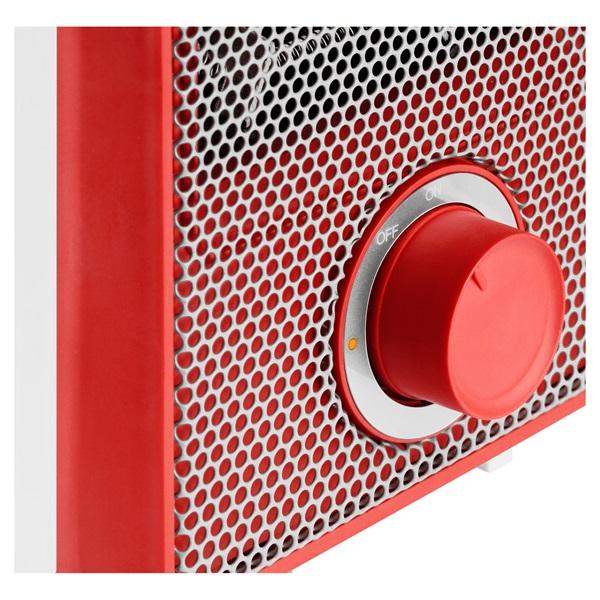 Sencor SFH 6011RD ventilátoros hősugárzó - 3
