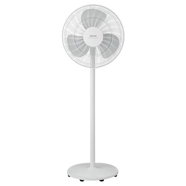 Sencor SFN 4060WH fehér 2 az 1-ben álló ventilátor - 1