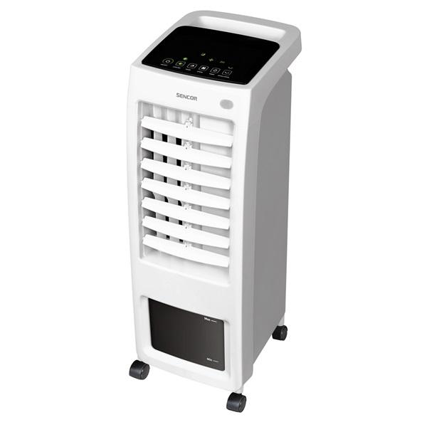 Sencor SFN 6011WH  léghűtő távirányítóval - 1