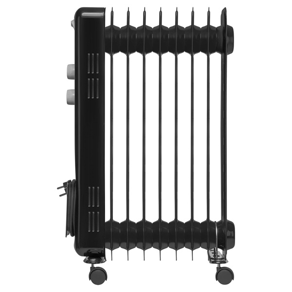 Sencor SOH 3309BK 9 tagú fekete olajradiátor - 2