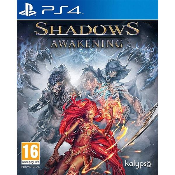 Shadows Awakening PS4 játékszoftver - 1