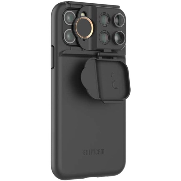 Shiftcam 5-in-1 MultiLens Case for iPhone 11 Pro (Black) - 1