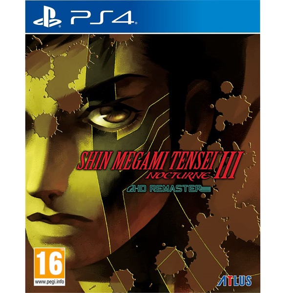 Shin Megami Tensei III Nocturne HD Remastered PS4 játékszoftver - 1