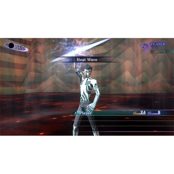 Shin Megami Tensei III Nocturne HD Remastered PS4 játékszoftver - 4
